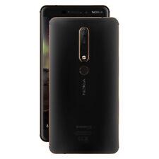 Nokia 6.1 (2018) - 32GB - Black/Copper (Unlocked) Smartphone - Pristine (A)