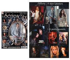 Series City Magazine #7 Vampire Diaries Stefan Paul Wesley Nina Dobrev