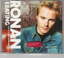 (HE745) Ronan Keating, Life Is A Rollercoaster - 2000 CD