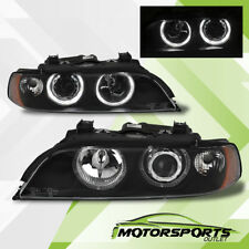 1997-2003 BMW E39 5-Series 528i/540i Projector Headlights 1998 2000 2001 2002