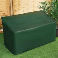 Heavy Duty Waterproof 3 Seat Seater Outdoor Garden Park Bench Cover Weatherproof