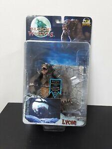 NECA Stan Winston Creatures 2003 Blood Wolves Lycon Action Figure