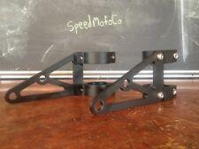 48mm 49mm Motorcycle headlight bracket Sportbike cafe racer bobber Brackets