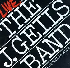 J. Geils Band - Blow Your Face Out (Live Recording, CD)  NEW AND SEALED