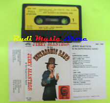 MC JERRY MANTRON & THE SUPERSONIC BAND Omonimo 1976 italy PULL cd lp dvd vhs