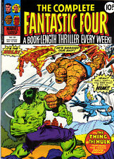 COMPLETE FANTASTIC FOUR #33 Marvel Comics International 1978 - Back Issue