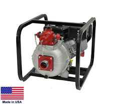 "HIGH PRESSURE WATER / FIRE PUMP - 2 Stage - 2"" Ports - 4,800 GPH - 130 PSI"