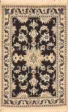 Alfombras orientales Auténticas hechas a mano persas 758 (90 x 60) cm NUEVO