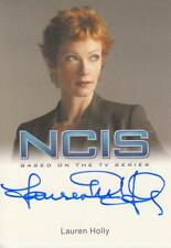 NCIS Premium Release by Rittenhouse -  Lauren Holly Autograph Trading Card