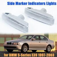 Saab 9-3 Side Marker Light Turn Signal Lamp 12785990 Front Right Bumper OEM
