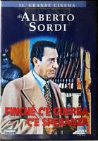 Finche c'e guerra c'e speranza - Il Grande Cinema di Alberto - DVD DL001286