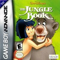 Walt Disney's The Jungle Book - Game Boy Advance GBA Game