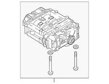 Genuine Kia Oil Pump 21310-2G011