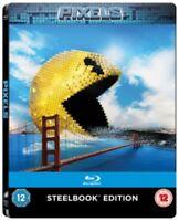 Pixels Steelbook Nuovo Regione: A,B,C