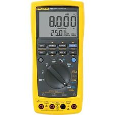 Fluke 789 ProcessMeter, Combined Multimeter & Loop Calibrator, 4 and 20 mA