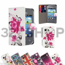 Custodie portafoglio Per Samsung Galaxy Pocket in pelle sintetica per cellulari e palmari