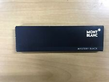 Mont Blanc Refill Ball Pen MB105148 (B) Mystery Black Regular Imported Item