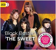 The Sweet - Blockbuster! - New 2CD Album  - Pre Order - 27th July