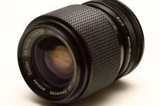 Vivitar MC 35-70mm f2.8-3.8 Macro Focusing Zoom, Canon FD Mount (Komine Lens)