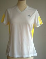 ADIDAS Response Tee Shirt CLIMACOOL Jogging Fitness Tempo Libero XS S D 34 NUOVO