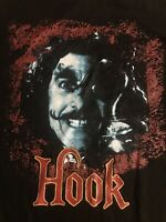 Hook T Shirt 1991, movie,Robin Williams,90's Peter pan, Tinkerbell, lostboys D23