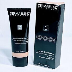 Dermablend Leg & Body Makeup Foundation 20N Light Natural w/ SPF 25 - .3.4oz