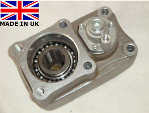 PTO UNIT FOR ZF 6S-800TO GEARBOX - ISO 4 BOLT O/P