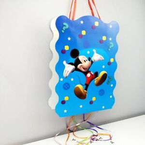 Party : Mickey Mouse Pinata  Party Needs Decoration