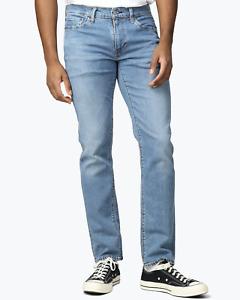Genuine LEVIS Mens 511 Slim Fit Wash Out Blue Stretch Denim Jeans LEVI