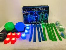 Capture the Flag REDUX Glow-in-Dark Outdoor Night-Time Youth Game