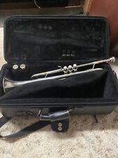 *Signed by Wayne Bergeron* Silver Yamaha Xeno YTR-8335R Professional Trumpet