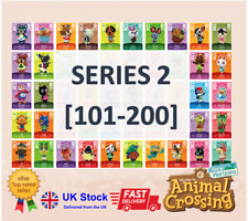 🌱Series 2 ACNH Amiibo Cards Animal Crossing New Horizons Nintendo Switch