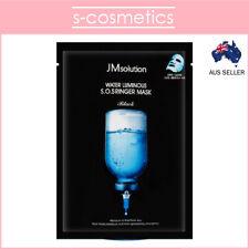[JM SOLUTION] Water Luminous S.O.S Ringer Mask | Sheet Mask