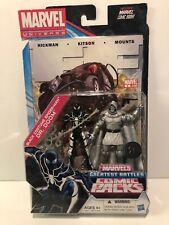 Marvel Universe Greatest Battles Comic Packs Black Costume Spider Man Dr.Doom