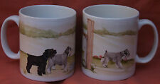 Mugs/Cups Schnauzer Collectables