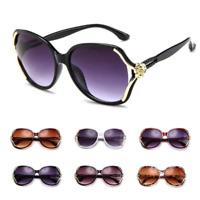Oversized Square Sunglasses Women Polarized Retro Fashion Driving Large Eyewear