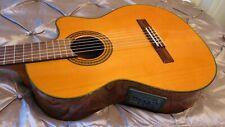More details for takamine eg522c electro classical guitar -tk4n pre amp * made in korea*