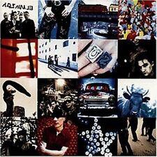 U2 Achtung Baby (1991) [CD]