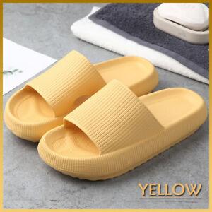 PILLOW SLIDES Sandals Ultra-Soft Slippers Extra Soft Cloud Shoes Anti-Slip AU