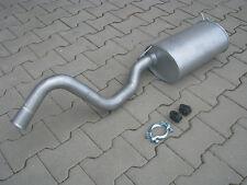 Silencieux arrière pour Renault Laguna 2.2 DT 1.9 DTI 1.9 dCi BOSAL