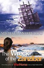 Nuevo-El naufragio del Zanzibar-Michael Morpurgo 9781405233361