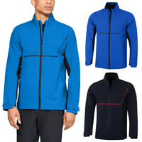 Under Armour Mens UA GORE-TEX Paclite Waterproof FZ Golf Jacket 45% OFF RRP