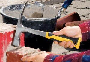 Mason Hammer 600g tubular steel handle