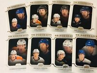 2019-20 UPPER DECK NHL SERIES TWO UD PORTRAITS ROOKIES #51-100 YOU PICK !!