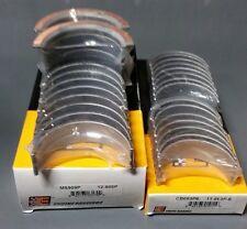 Engine Pro Rod & Main Bearings Set Chevy 305 350 - STD
