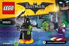 Lego Super Heroes The Joker Battle Training polybag Neuf New Set 30523
