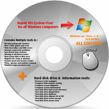 2013 ALL Windows DRIVERS PACK Standard DVD Disc FOR XP/Vista/7/8 32 & 64 Bit PC