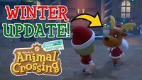 Animal Crossings New Horizon:Turkey Day/Toy Day/New Year/Bells Treasure Island