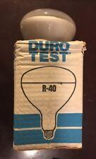 DURO TEST Long life 5000 Hour R40 Mogul Base 300 Watt Light Bulb( Free Shipping)