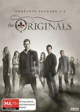 The Originals : Season 1-2 (DVD, 2015, 10-Disc Set) R4 PAL NEW FREE POST